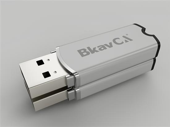 Token chữ ký số BKAV - CA