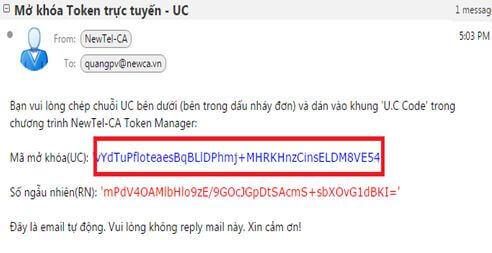 Hướng dẫn lấy lại (reset) mã PIN token Newca khi bị khóa
